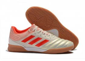 Adidas Copa 19.1 IN - Off White/Solar Red/Gum