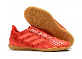 Adidas Predator 19.4 IN - Active Red/Solar Red