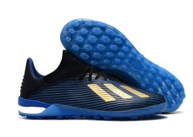 Adidas X 19.1 TF Inner Game - Blue/Gold/Black