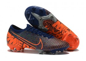 Nike Mercurial Vapor XIII Elite FG - Blue/Orange/Grey