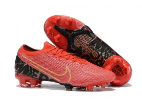 Nike Mercurial Vapor XIII Elite FG - Red/Gold/Black