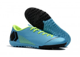 Nike Mercurial Vaporx XII CLUB TF - Blue/Volt/Black
