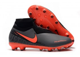 Nike Phantom Vision Elite AG Phantom Fire - Dark Grey/Orange/Black