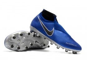 Nike Phantom Vision Elite DF AG - Blue/Black