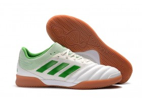 Adidas Copa Tango 19.1 IN - White/Green/Brown