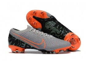 Nike Mercurial Vapor XIII Elite FG - Dark Grey/Orange/Black