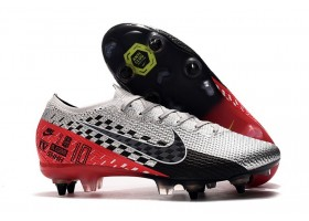 Nike Mercurial Vapor XIII Neymar Elite SG - White/Black/Red
