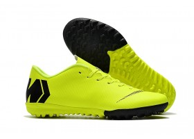 Nike Mercurial Vaporx XII CLUB TF - Volt/Black